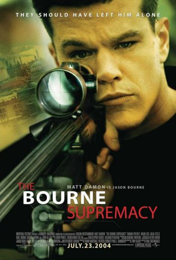 bourne supremacy