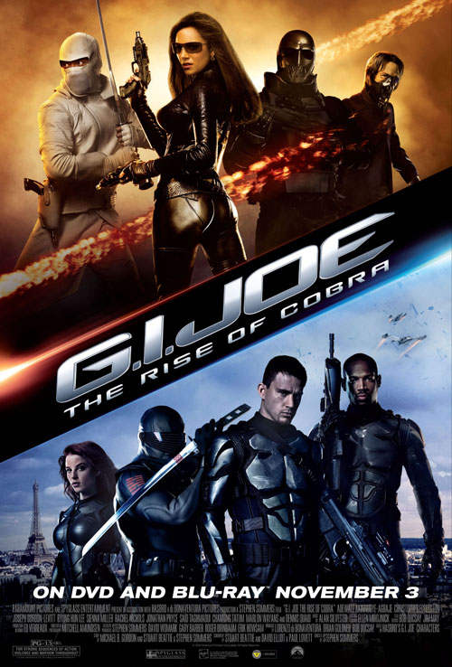 G I Joe The Rise Of Cobra 2009 From The Abyss To Zoolander