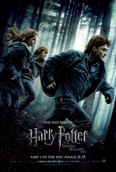 the deathly hallows part 1