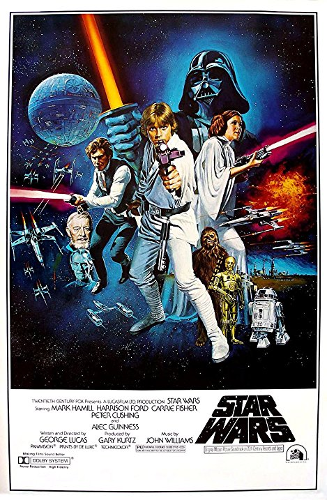 Star Wars Episode Iv A New Hope 1977 From The Abyss To Zoolander